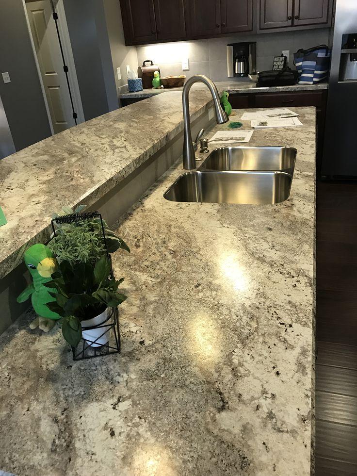 Formica 180fx Classic Crystal Granite countertops