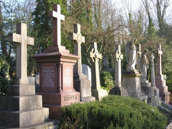 Association of Significant Cemeteries of Europe: Highgate Cemetery ...