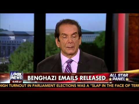 Krauthammer's Take: New Benghazi E-mail Akin to Discovery of Nixon Tapes