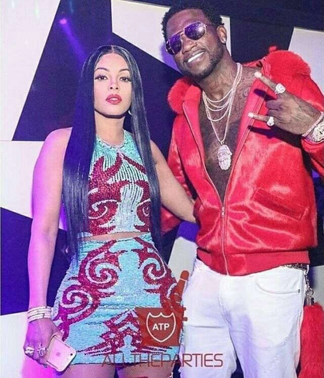 "Check out the latest Keyshia Ka'oir Look as ""The Wopsters"" celebrated that October release of Gucci Mane's new album, WOPTOBER."