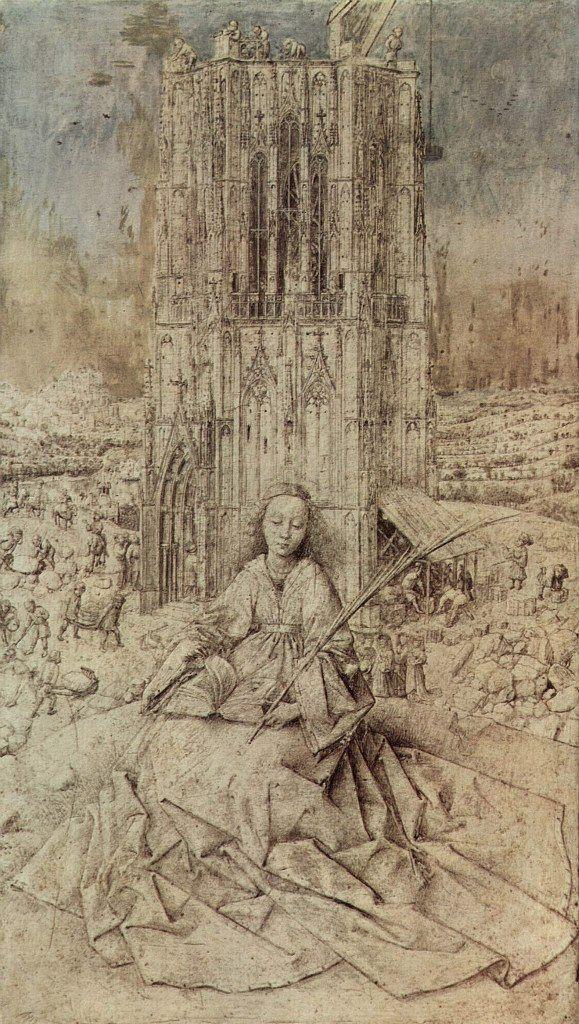 Святая Варвара, 1437
