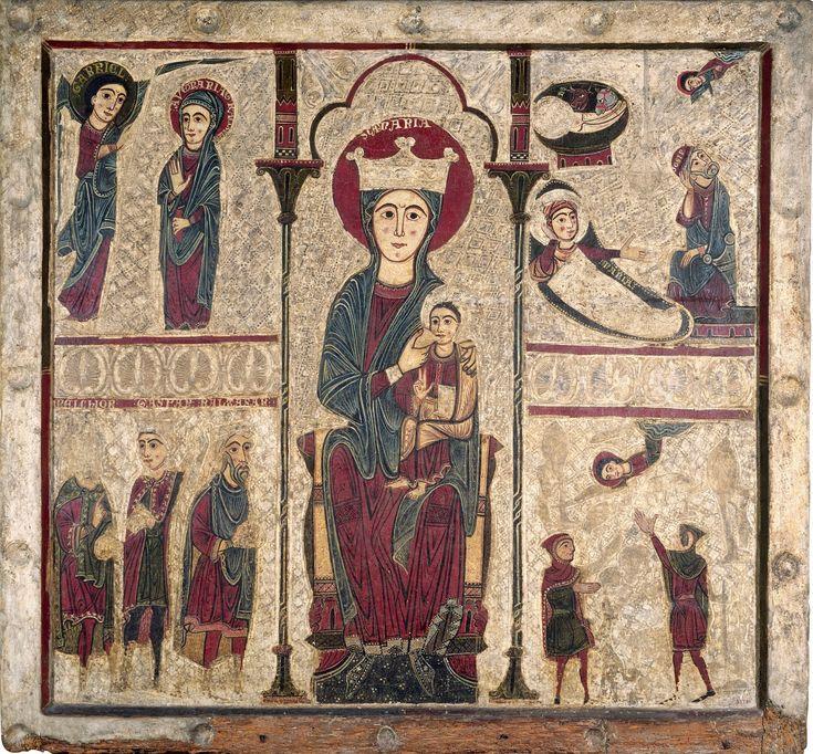 Pintura sobre tabla Fué durante la Edad Media, cuando se difundió la pintura sobre tabla y alcanzó su máximo esplendor.  que se utilizaba para decorar princip...