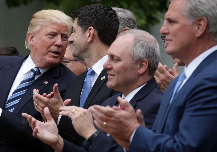 The Washington Post has a new blockbuster that puts the whole of the House Republican leadership into complicity with popular vote loser Donald Trump and his Russia ties, but mostly Speaker Paul Ryan. ThePost notes that when Ryan and McCarthy were...