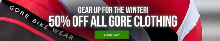50% off Web Banner from Gore #Web #Banner #Digital #Online #Marketing #Sports #Fashion #Clothing #Bikes #Sale