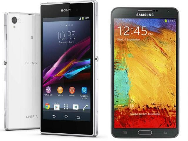 Samsung Galaxy Note 4, Sony Xperia Z3: Expectations for IFA 2014