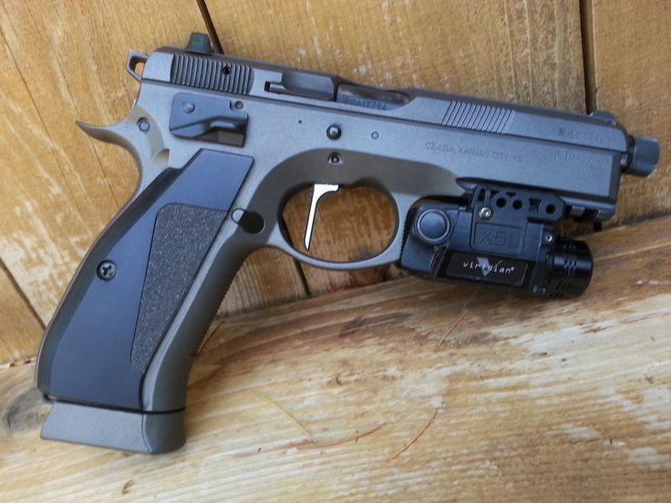 Custom CZ 75 SP-01 by Cajun Gun Works Find our speedloader now! http://www.amazon.com/shops/raeind