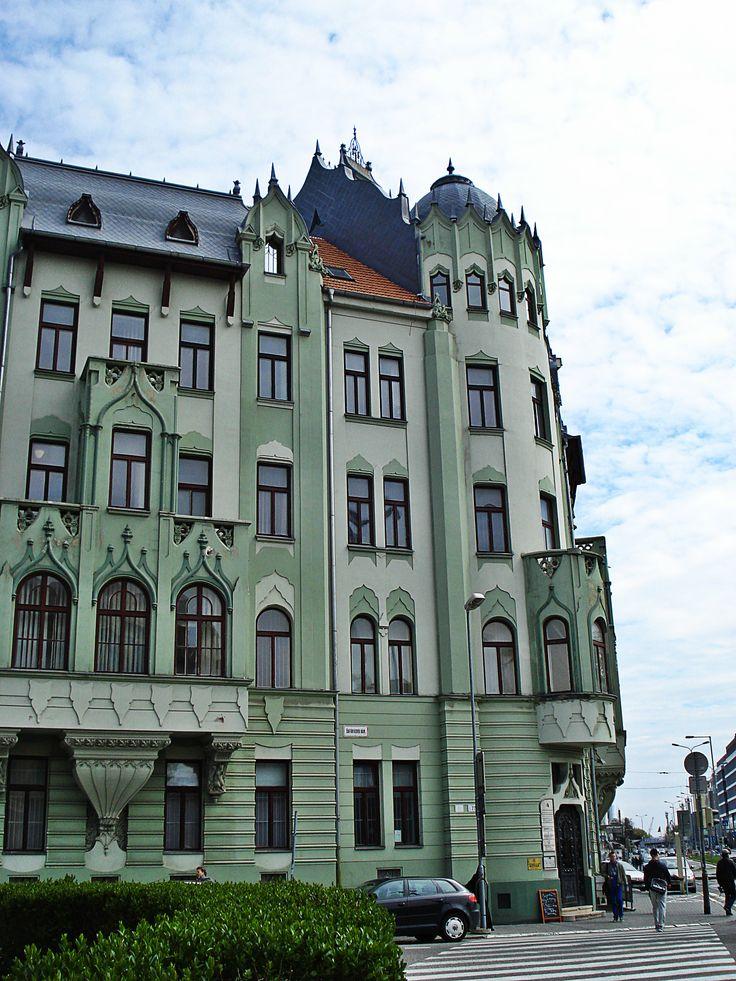Immeuble secession, Bratislava, Slovaquie