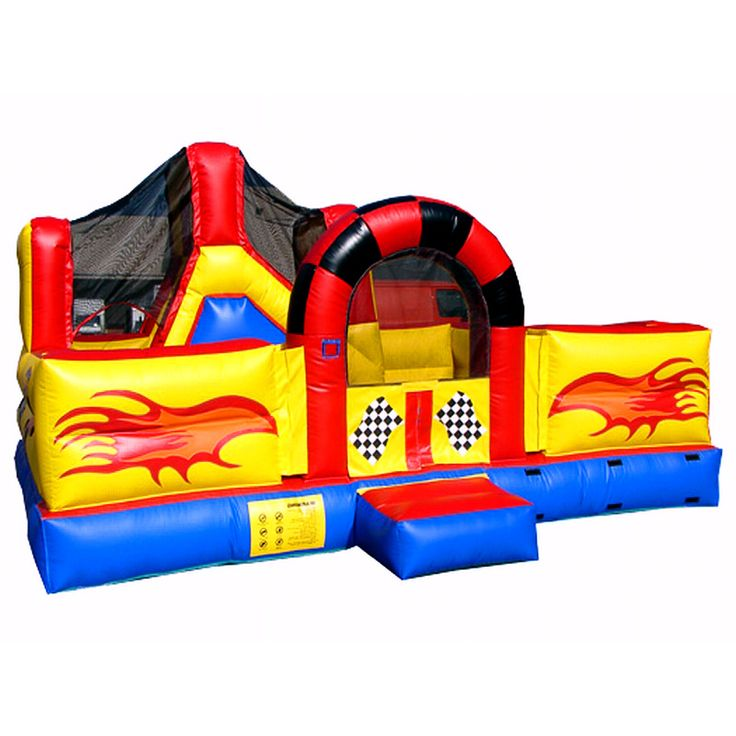 How To Buy Low-price And Best Kids Race Car Inflatable Game? Our Provide Commercial Bounce House, Discount Water Slide, Cheap Bouncy Games In Sale Inflatables Online