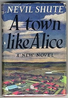 "A Town Like Alice - Neville Schute  This book could be titled ""white girls (well the good virgin ones anyway) can do stuff too!"" This is a very dated story that reads like a list. Read it in a day, check it off your list but this book is only shrug-worthy."