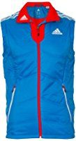 adidas PL Vest Mens Cross Country/Skiing/Golf/Football Gilet
