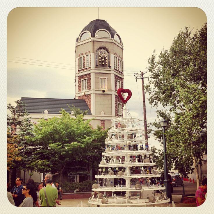 Otaru Clock Tower