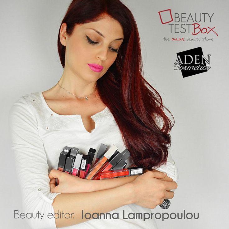 Η Beauty Editor μας Ioanna Lampropoulou σήμερα μας παρουσιάζει την Aden Cosmetics emoticon heart emoticon kiss https://www.youtube.com/watch?v=0n45KCxt3Rw Don't forget to #subscribe. https://www.youtube.com/c/beautytestboxeshop Shop here: http://www.beautytestbox.com/woman/proionta?manufacturer=151&brand=143_151 #beautytestbox #beautybox #beautytestboxeshop #AdenCosmetics #ioannalampropoulou #beautytestboxvideo #beautytestboxyoutube #cosmetics #liquidlipstick #bbcream #geleyeliner…