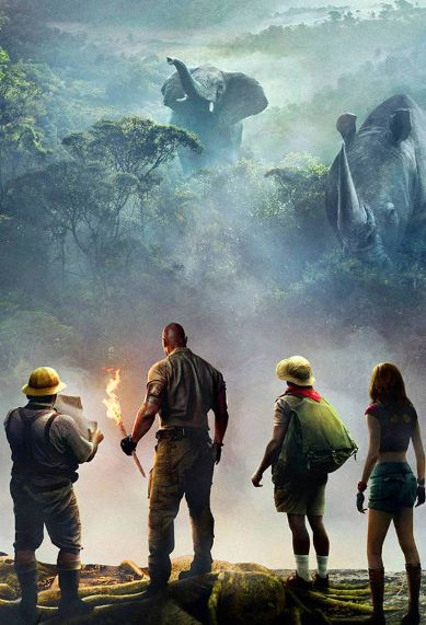Jumanji: Welcome to The Jungle (English) 2 full movie 3gp download