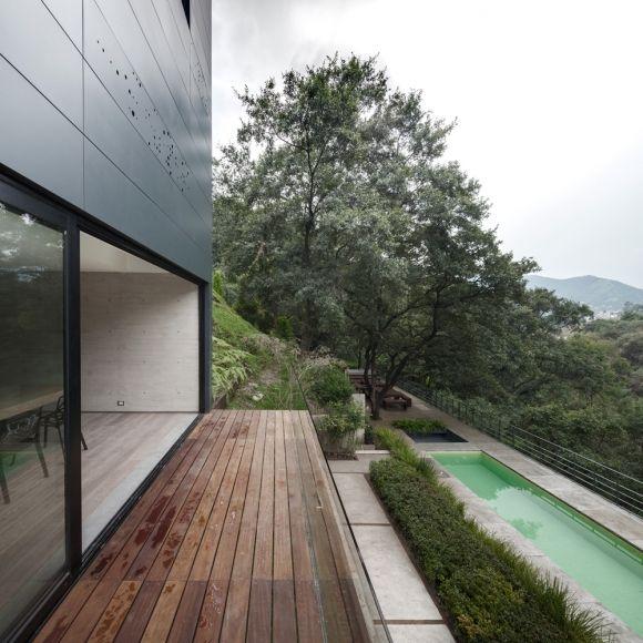 176 best maison a construire images on Pinterest Backyard patio