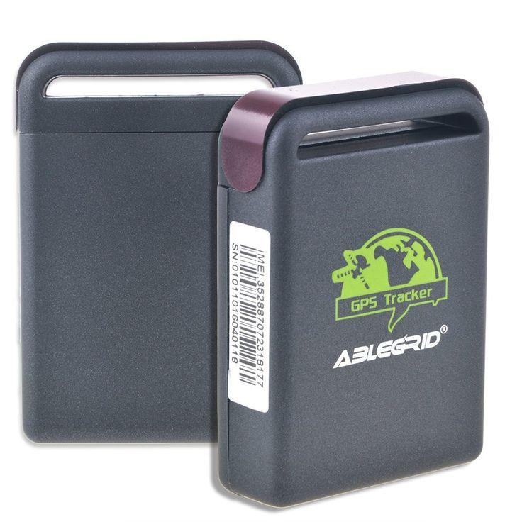 ABLEGRID® RealTime GPS Tracker GSM GPRS System Vehicle Tracking Device TK102 Mini Spy