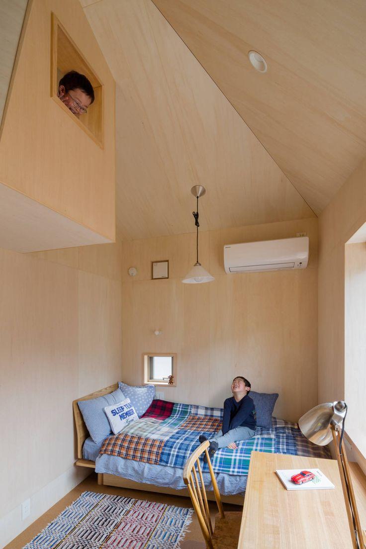屋根裏を活用したいのですが気を付けることは? #裏屋根 #子供部屋 #木造 #homify https://www.homify.jp/ideabooks/252020