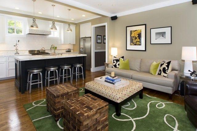 Inspirational Basement Apartment Decorating