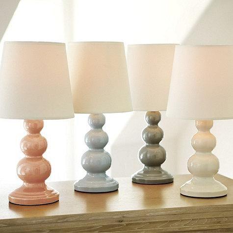 Ballard Designs Table Lamps estrella table lamp large lime From Ballard Designs Graduated Sphere Lamps In Glossy Colors