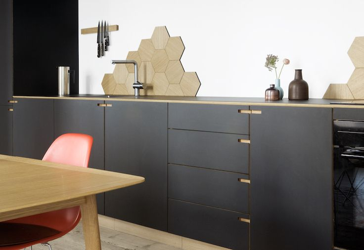 Snedkerkøkkenet Ribegade - designet og tilpasset af Nicolaj Bo™