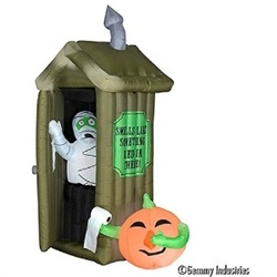 inflatable halloween decorations uk