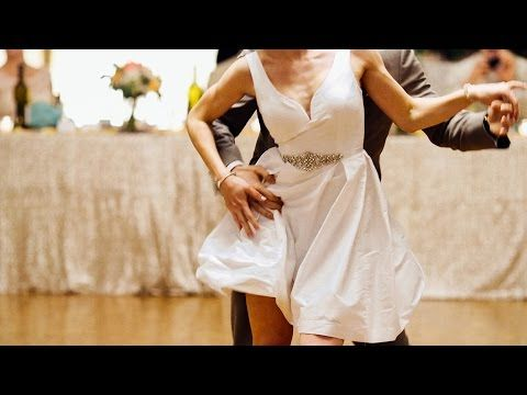 BEST SURPRISE WEDDING 1st DANCE?? Super fun, sexy and talented! Bruno Mars/Chris Brown/Bachata - YouTube