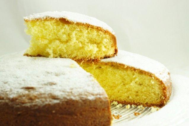 Torta Paradiso: la ricetta originale italiana ripresa dalla Kinder