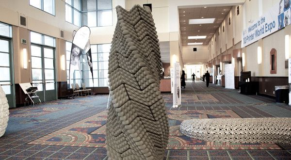 Des structures résistantes aux tremblements de terre et imprimées en 3D - 3Dnatives