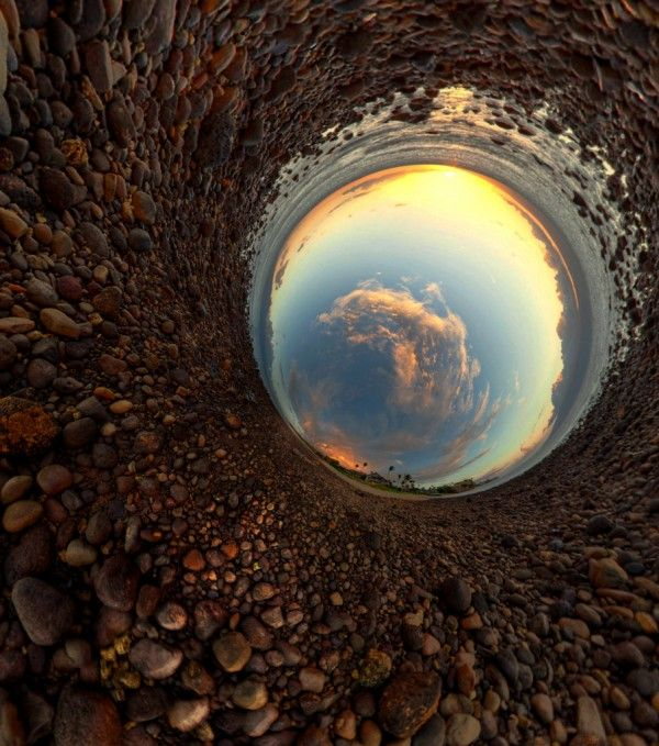This guys work is insane. Click to aee more of Josh Sommers Stereographic Projections