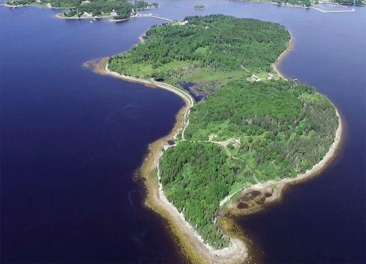 Nouvelle Ecosse Oak Island