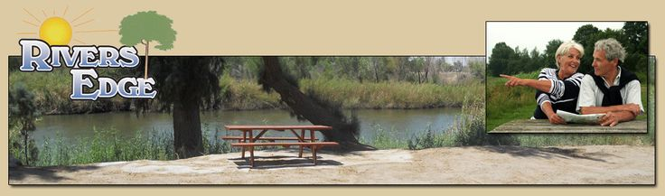 Rivers Edge RV Park Yuma Arizona - RV Resort - Campgrounds