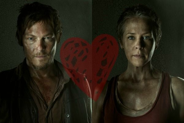 The Walking Dead : Will Daryl and Carol ever happen?