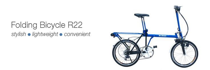 Di Blasi Folding Bicycle R22