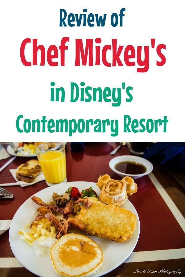 Chef Mickey S Breakfast Review Menu Prices Characters March