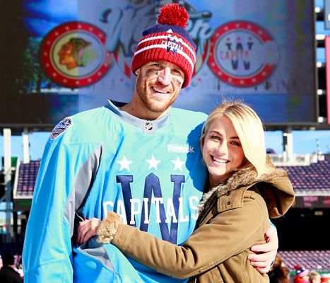 Julianne Hough Is Engaged to Brooks Laich - Us Weekly