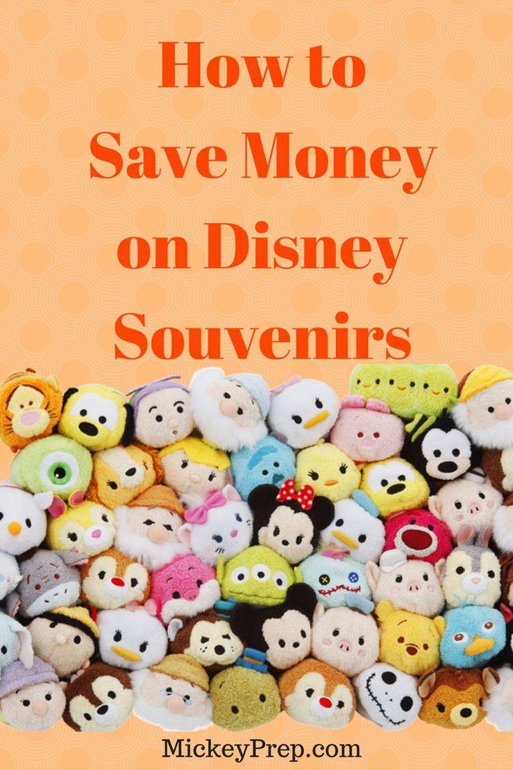 top 4 Disney world secrets for saving money on souvenirs
