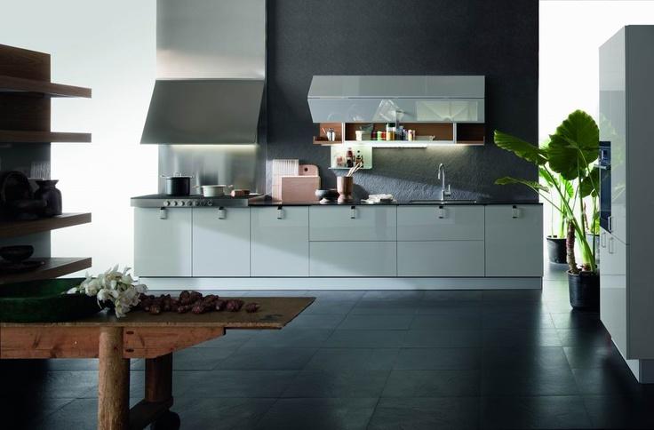 Cucina SET ...parete lineare...