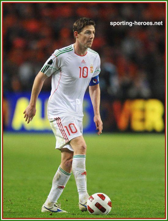 Zoltan Gera - Hungary - UEFA European Championships 2012 Qualifying
