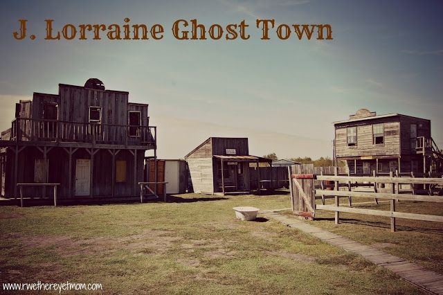Manor Ghost Town | Manor, Texas