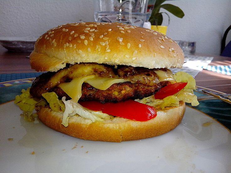 Monkey - Burger (Rezept mit Bild) von Untrennbar | Chefkoch.de