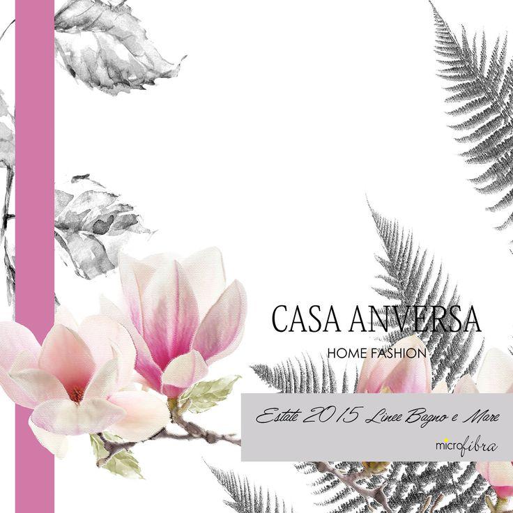 COLLEZIONE CASA ANVERSA Estate 2015 - Spugne e Mare  www.casaanversa.it