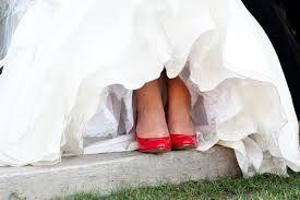 """Campanha """"Noiva de sapato colorido!"""""""