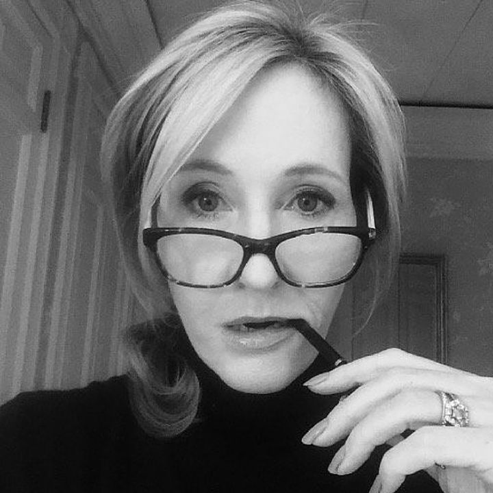 J.K. Rowling: I don't believe in the kind of magic in my books. But I do believe something very magical can happen when you read a good book. #JKRowling #ibelieve #HumanNote
