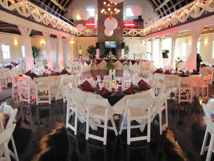 Six mile creek vineyard wedding venues