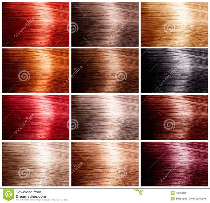 Loja Artesanato Em Ingles ~ Gama De Colores Cabello Loreal #5 cabello rubio Pinterest