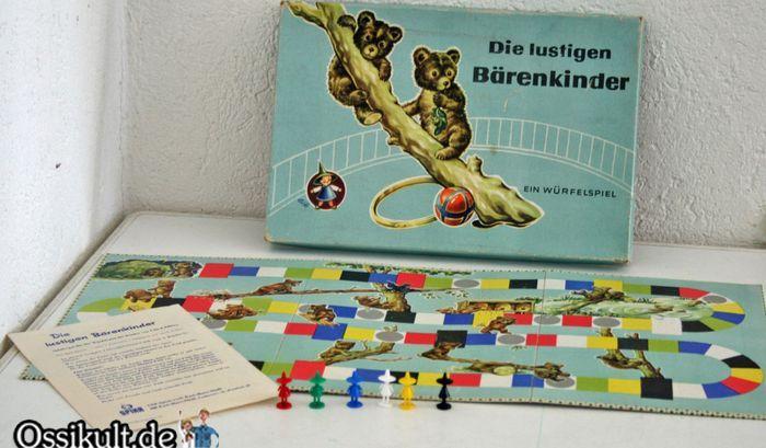 brettspiele ddr   Original DDR Artikel finden und kaufen - Brettspiel: Die lustigen ...