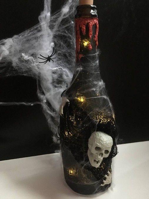 Clairet / Fľaša Halloween