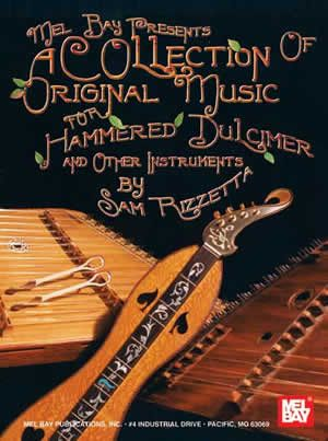 a collection of original music for hammered dulcimer book