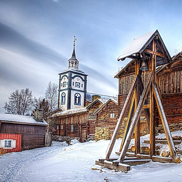Røros - Instagram photo by @solvangimage #travel #norway
