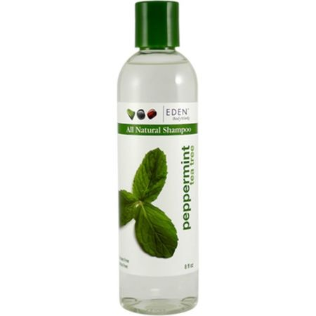 EDEN BodyWorks Peppermint Tea Tree Shampoo is an invigorating shampoo formulated to help alleviate dry scalp with the use of pure peppermint botanicals.