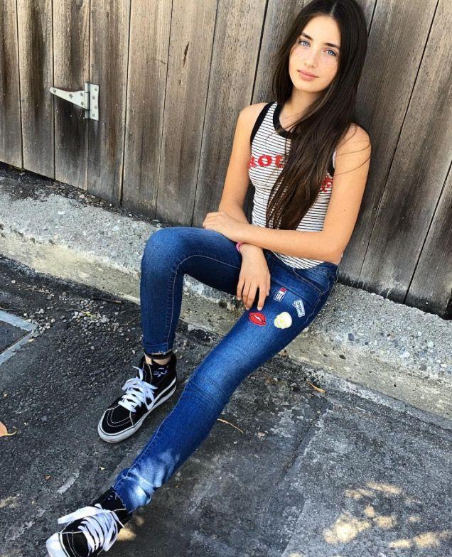 Lilly Kruk - fav jeans